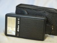 '  SB-E ' Nikon SB-E Cased Camera Flash £8.99